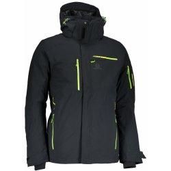 Pánská bunda a kabát Salomon Brilliant jacket black C10027 nepromokavá  zimní bunda 17edfe388b
