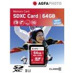 AgfaPhoto SDXC 64GB UHS-I 10428