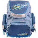 Cool batoh s klopou 017026 modrý motiv žába v raketě