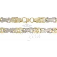 Luxur gold zlatý náramek 2944205