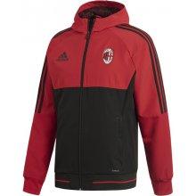 Adidas bunda AC Milan UCL Presentation victory red 376b8e41bc3