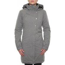 Funstorm Vense dámský kabát dark grey