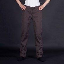 d20f3f299b7 Armani Jeans Dámské značkové hnědé kalhoty Armani
