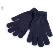 075a91c7ba6 Stoklasa dámské pletené rukavice 4 šedomodrá