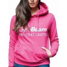 GymBeam Beyond Limits Bubble Gum Pink White