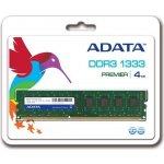 ADATA DDR3 4GB 1333MHz CL9 AD3U1333W4G9-R