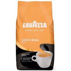 Lavazza Caffé Crema Dolce zrnková Káva 1 kg