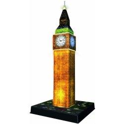 67ebdb5c3 Ravensburger 3D puzzle Big Ben Noční Edice 216 dílků