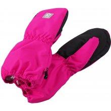 Reima Nouto dětské zimní palčáky růžové