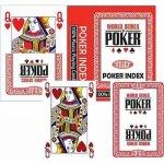 WSOP regular index
