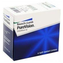 Bausch & Lomb PureVision 6 čoček