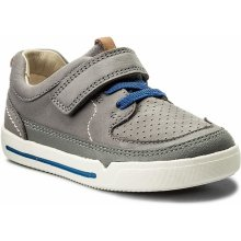 CLARKS - Mini Oasis 261334446 Grey Leather