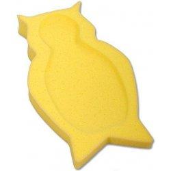 SENSILLO Pěnová podložka do vany maxi žlutá