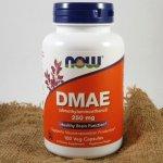 Now DMAE dimetylaminoetanol 250 mg 100 kapslí
