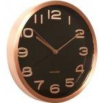 b7feba40827 Time for home Nástěnné hodiny Rena