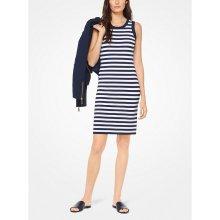 3e5c169ea88b Michael Kors dámské šaty Striped dress tmavě modrá