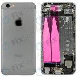 Kryt Apple iPhone 6 zadní šedý