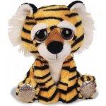 Lil tygr CHEDDAR střední 21 cm hnědý sedící RUSS
