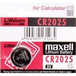 Baterie Maxell CR 2025 1ks