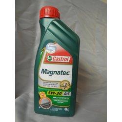 Mazivo, olej, sprej Castrol Magnatec A1/A5 5W-30 1l