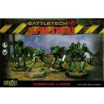 Catalyst Game Labs BattleTech Alpha Strike: Command Lance Pack