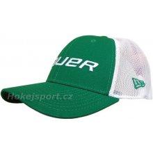 Bauer New Era 39Thirty cap kšiltovka Green