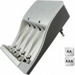 RCobchod Nabíječka AA a AAA baterií MW