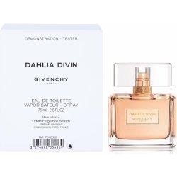61fb132ff3 Givenchy Dahlia Divin toaletní voda dámská 75 ml tester od 821 Kč ...
