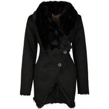 Usha dámský kabát 15434989_černá