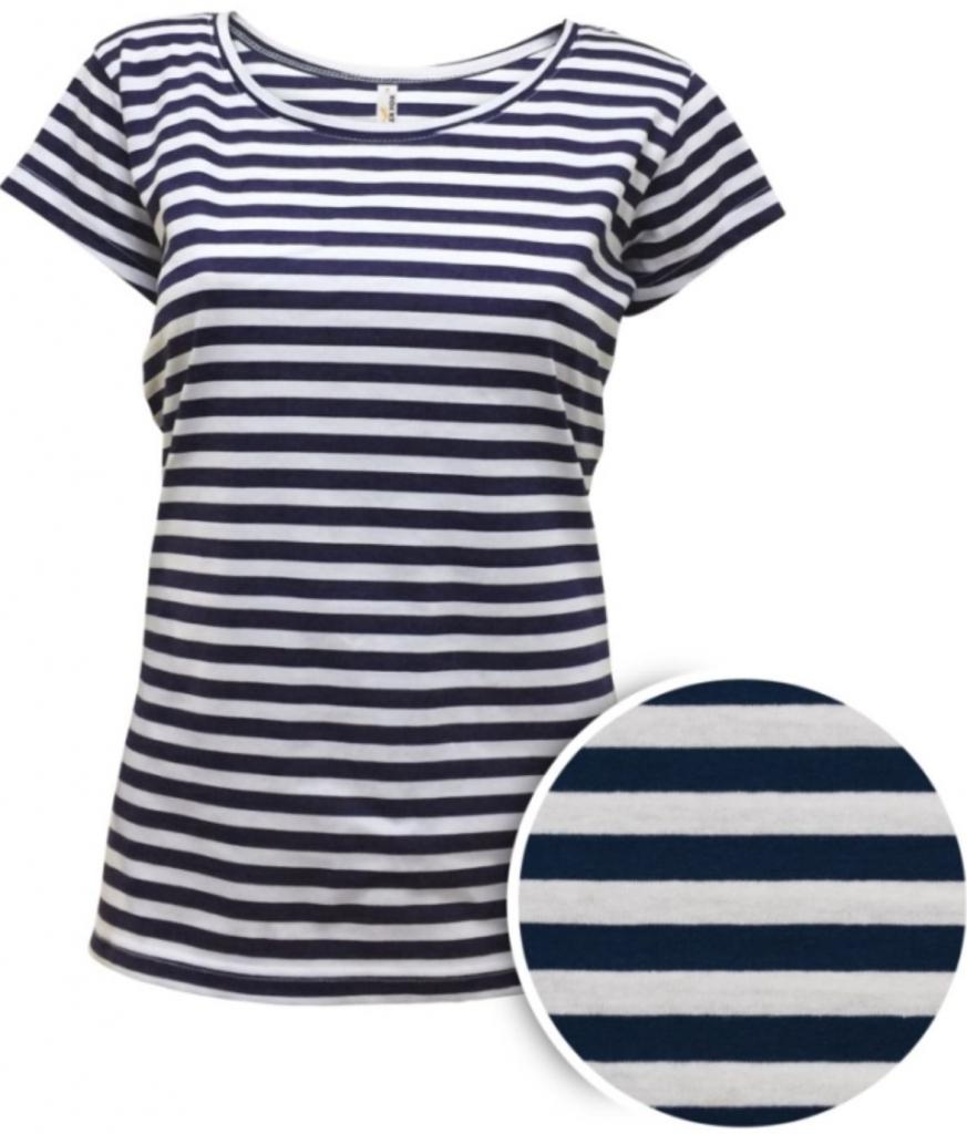 OEM Námořnické triko dámské krátký rukáv Tmavě Modrá od 199 Kč - Heureka.cz 68431f2690