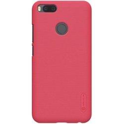Pouzdro na mobilní telefon Pouzdro Nillkin Super Frosted červené Xiaomi Mi  A1 526cf83ebf6
