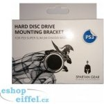 SPARTAN GEAR HDD Mounting Bracket PS3