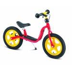 Puky odrážedlo Learner Bike LR 1 BR s brzdou červené