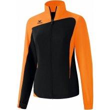 Erima Club 1900 Repre bunda dámská černá Oranžová