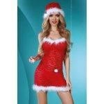 LivCo CORSETTI FASHION Vánoční Christmas star červeno-bílá