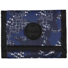 Bench peněženka Aop Tri-Fold Wallet B Version Dark Navy Blue NY031