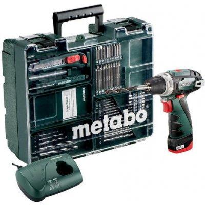 Metabo PowerMaxx BS Set 600079880