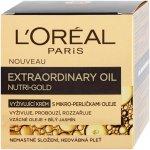L´Oréal Nutri-Gold vyživující krém s mikro-perličkami oleje Nourishing Cream with Micro-beads of Oil 50 ml