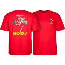 Bones SKATE SKELETON RED