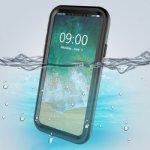 Pouzdro SES Vodotěsné Apple iPhone X - černé