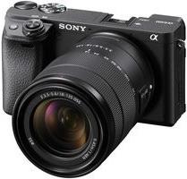 Sony Alpha A6400 ILCE-6400 návod, fotka