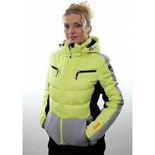 Icepeak Icepeak Cathy I 53205 501 limetkově dámská zimní bunda žlutá