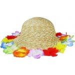 klobouk slamák hawai dámský