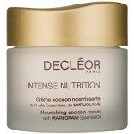 Decleor Intense Nutrition vyživující a ochranný krém with Marjoram Essential Oil (Paraben Free, Mineral Oils Free, Artificial Colourings Free) 50 ml
