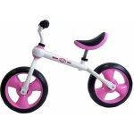 Sedco odrážedlo Training Bike bílo-růžová