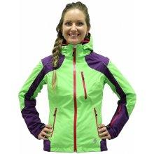 Blizzard Viva Power Ski jacket fialová/zelená