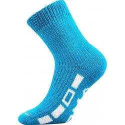 bea06377c2b Boma SPACÍ teplé ponožky tyrkysová