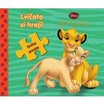 Lví král Lvíčata si hrají! puzzle - Walt Disney