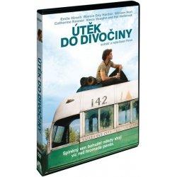 Útěk do divočiny DVD