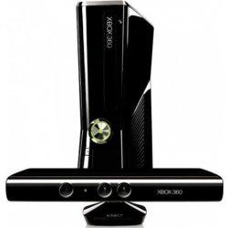 Microsoft Xbox 360 se senzorem Kinect 4GB